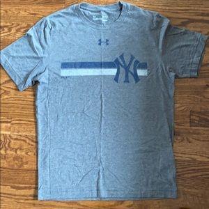 Under Armour NY Yankees t-shirt